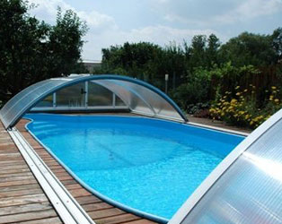In Ground Pools; Swimming Pool Enclosures