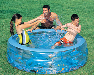 Cheap Swimming Pools at Splash & Relax