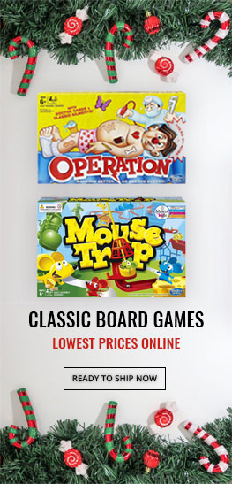 Give classic board games this Christmas