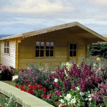 Cabins, Sheds and Summerhouses