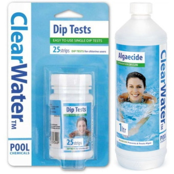 Chemicals For Spas, Above & In Ground Pools