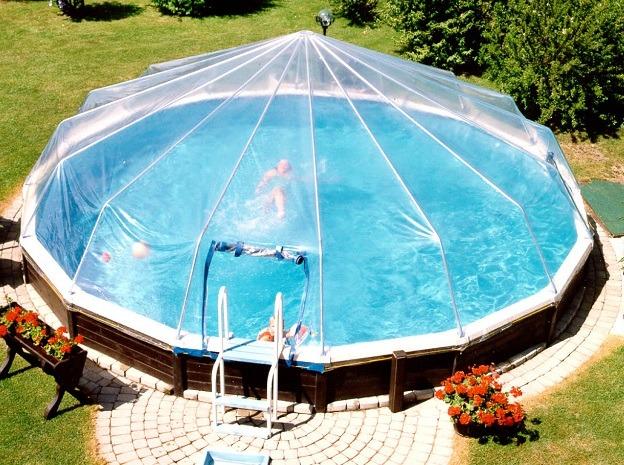 Swimming Pools - Swimming Pool Enclosures