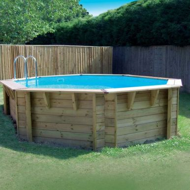 Steel and Wooden Pools from �1,149