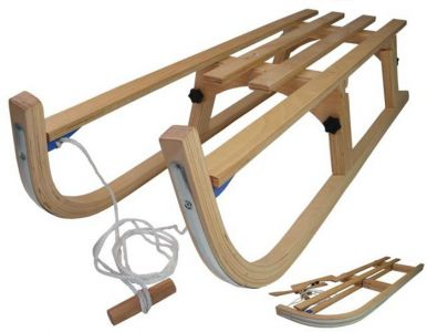 Wholesale Wooden Sledges