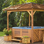 Spa Gazebos