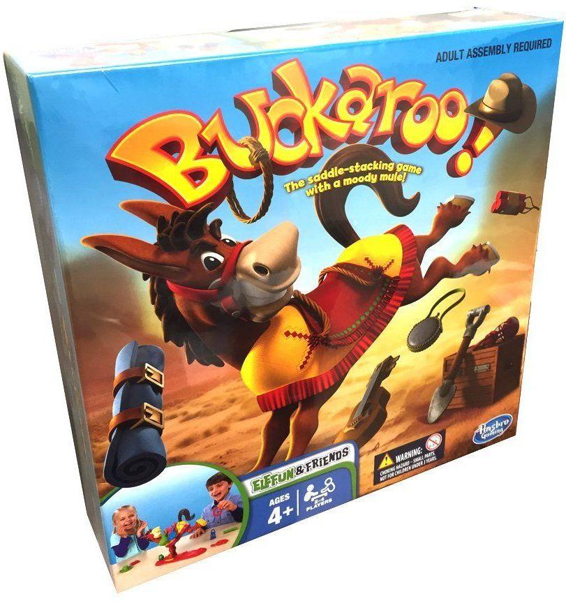 Hasbro Buckaroo Game - Action Games