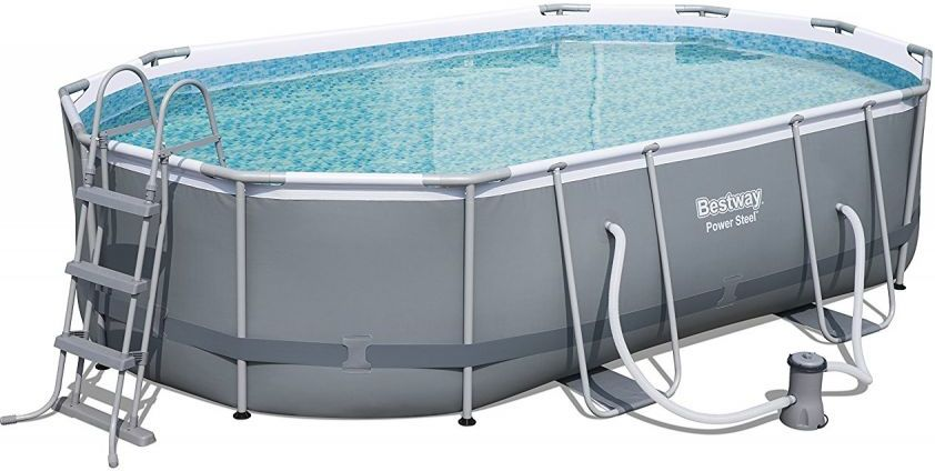 Bestway Power Steel Pool 16ft x 10ft x 42in - 56448