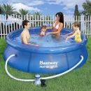 Bestway Fast Set Round Inflatable Pool 8ft x 26""