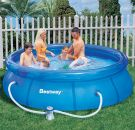 Bestway Fast Set Round Inflatable Pool 10ft x 30""