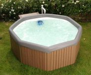 Haliburton Portable Spa Hot Tub