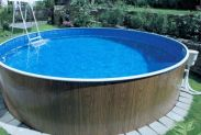 Deluxe Splasher Pool 18ft x 47""