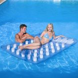 Double Beach Bed Pool Inflatable