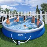 Bestway Fast Set Round Inflatable Pool 15ft x 36""