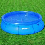 Solar Pool Cover For 8ft Round Inflatable Pools