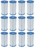 Bestway 58095 Type IV Cartridge Filter- Pack Of 12