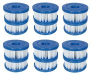 Bestway 58239 Type VI Cartridge Filter- 6 Pairs