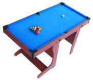 BCE Clifton 4ft 6in Folding Pool Table (PT20-46D)