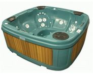 DuraSpa Garden Hot Tub
