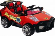 12 Volt Battery Powered Ride On Car Lambo GB5018A - Red