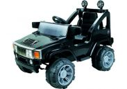 Twin 6 Volt Battery Powered Hummer Jeep GBA30B - Black