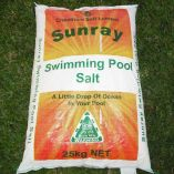 Granular Swimming Pool Salt 25kg
