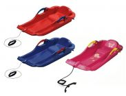 Snow Spider Sledge With Plastic Brakes- Pack Of 3