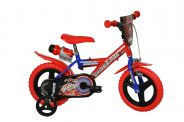 Dino Bicycles - Spiderman Bicycle 12""