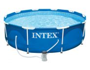 Intex Metal Frame Pool 10ft x 30