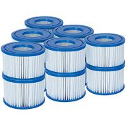 Bestway 58323 Type VI Cartridge Filter- 6 Pairs
