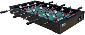 3ft Striker II Table Top Football Black/Green 3 Ft