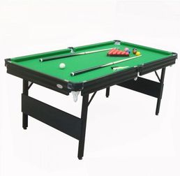 Crucible 6ft Snooker Table by Gamesson