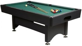 7ft Harvard Pool Table With Ball Return