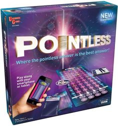 Pointless Board Game With Phone App