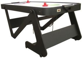 BCE 6ft Folding Air Hockey Table