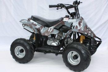 Thundercat Quad Bike on Ride On Toys   Thunder Cat 110cc 4 Stroke Quad Bike   White Camo
