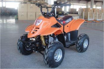Thundercat Quad 110cc on Ride On Toys   Thunder Cat 110cc 4 Stroke Quad Bike   Orange