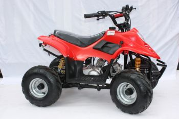 Thundercat Quad Bike on Ride On Toys   Thunder Cat 110cc 4 Stroke Quad Bike   Red