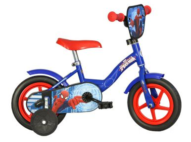 Dino Bicycles - Spiderman Bicycle 10""