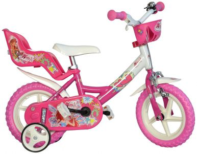 Dino Bicycles - Winx Bicycle 12""