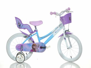 Dino Bicycles - Frozen Bicycle 14""