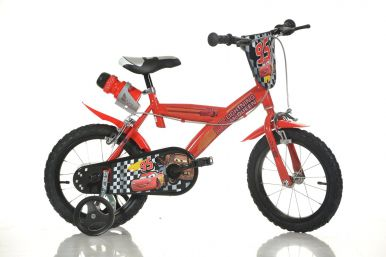 Dino Bicycles - Cars Bicycle 16""