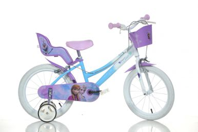 Dino Bicycles - Frozen Bicycle 16""