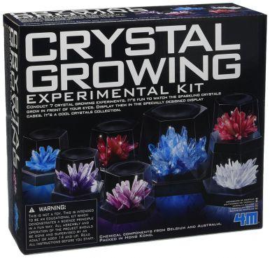 4M Crystal Growing Kit - Craft Range