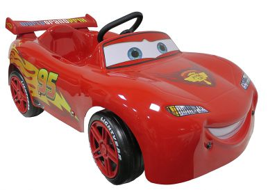 """Cars"" Flash McQueen Red Pedal Car"