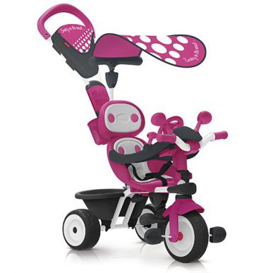 Simba Smoby Baby Driver Confort Pink