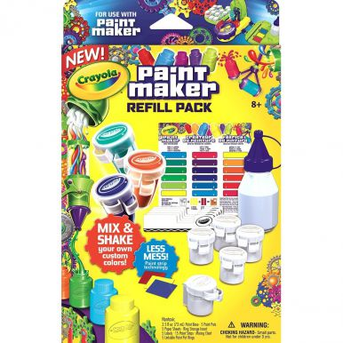 Crayola Paint Maker Refill Uk
