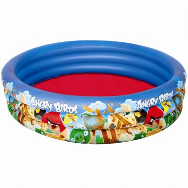 Angry Birds 3 Ring Paddling Pool - 96108