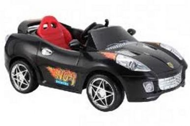 6 Volt Battery Powered Ride On Super Car GB106