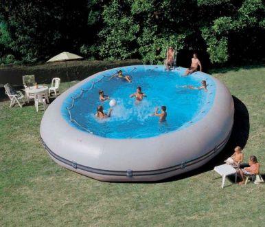 Zodiac ovline original oval pool x for Cheap swimming pool accessories