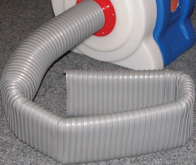 Q Flex Hose 5ft For Q Vac Liner Vacuum Pool Liners